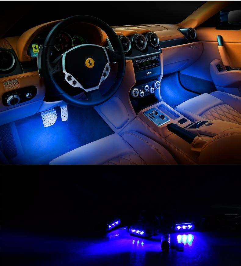 atmosphere light lamp led ambient lighting supplies automotive interior ambient lighting within. Black Bedroom Furniture Sets. Home Design Ideas