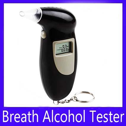 Digital Breath Alcohol Tester AD-3000 MOQ = 1 livraison gratuite