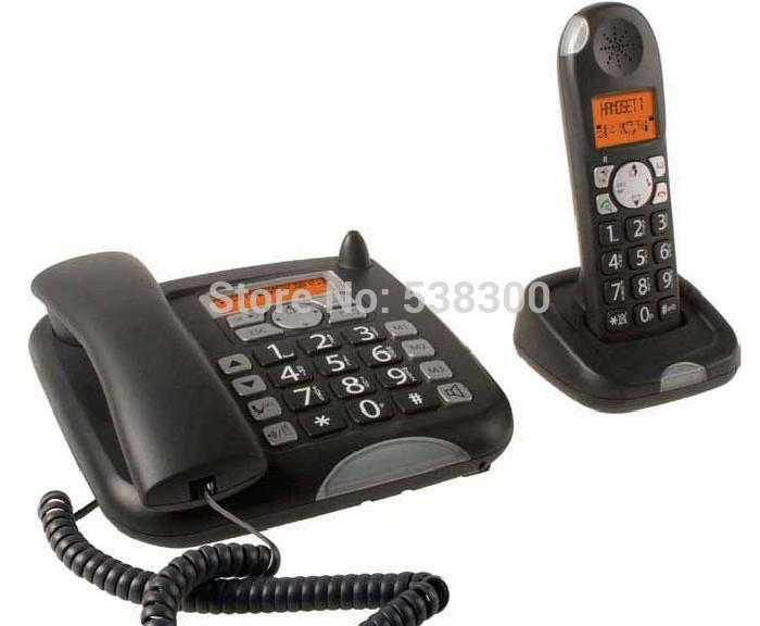best corded cordless phone with answering machine