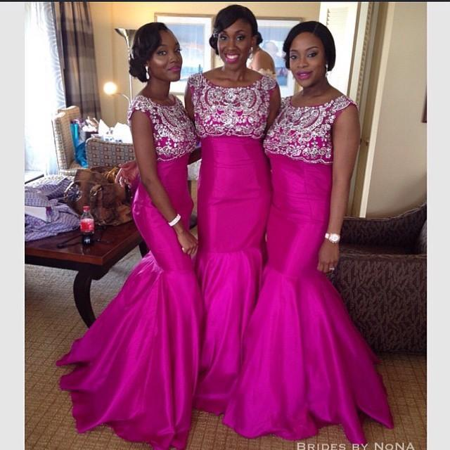 Wedding Dress White Fuschia Pink - Lady Wedding Dresses