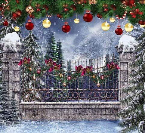 2017 5x7ft photography studio background winter garden for Winter garden studios