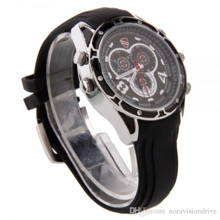 Wholesale Hidden HD Watch Camera 1080p Spy Watch Delta Tech ...