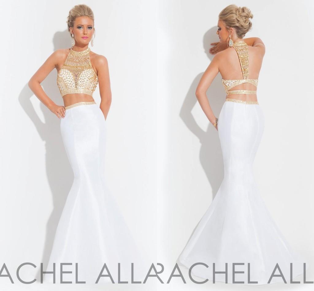 Elegant mermaid style dresses