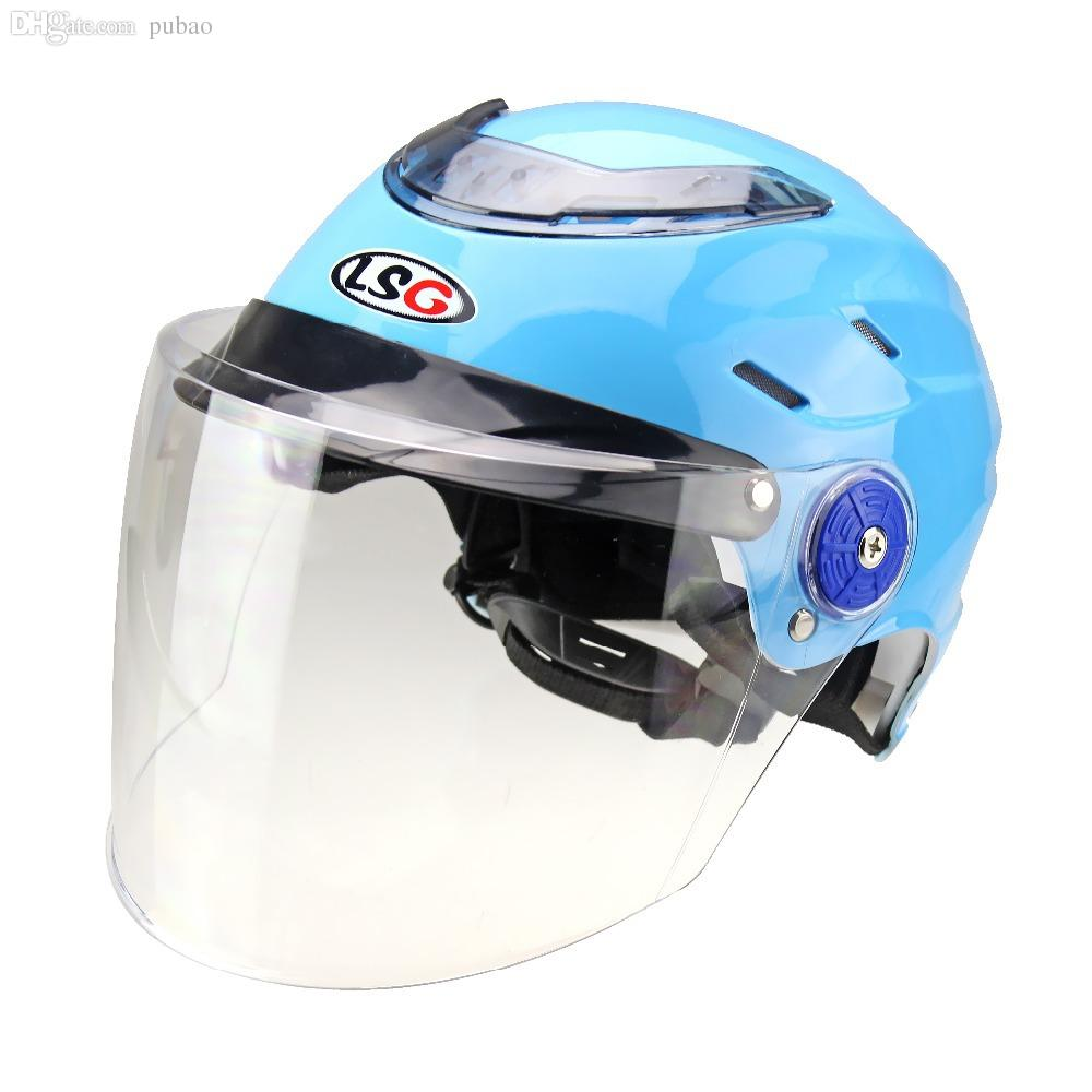 Wholesale Motor Helmet Uv Protection Half Helmet With