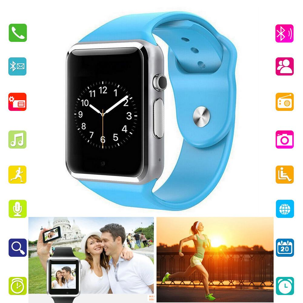 Bluetooth Smart Watch A1 Wrist Watch Men Sport Iwatch ...