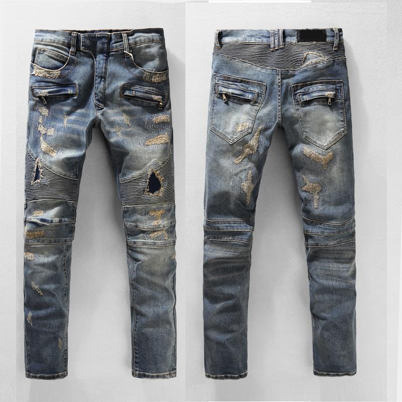 Mens balmain jeans on sale – Global fashion jeans collection
