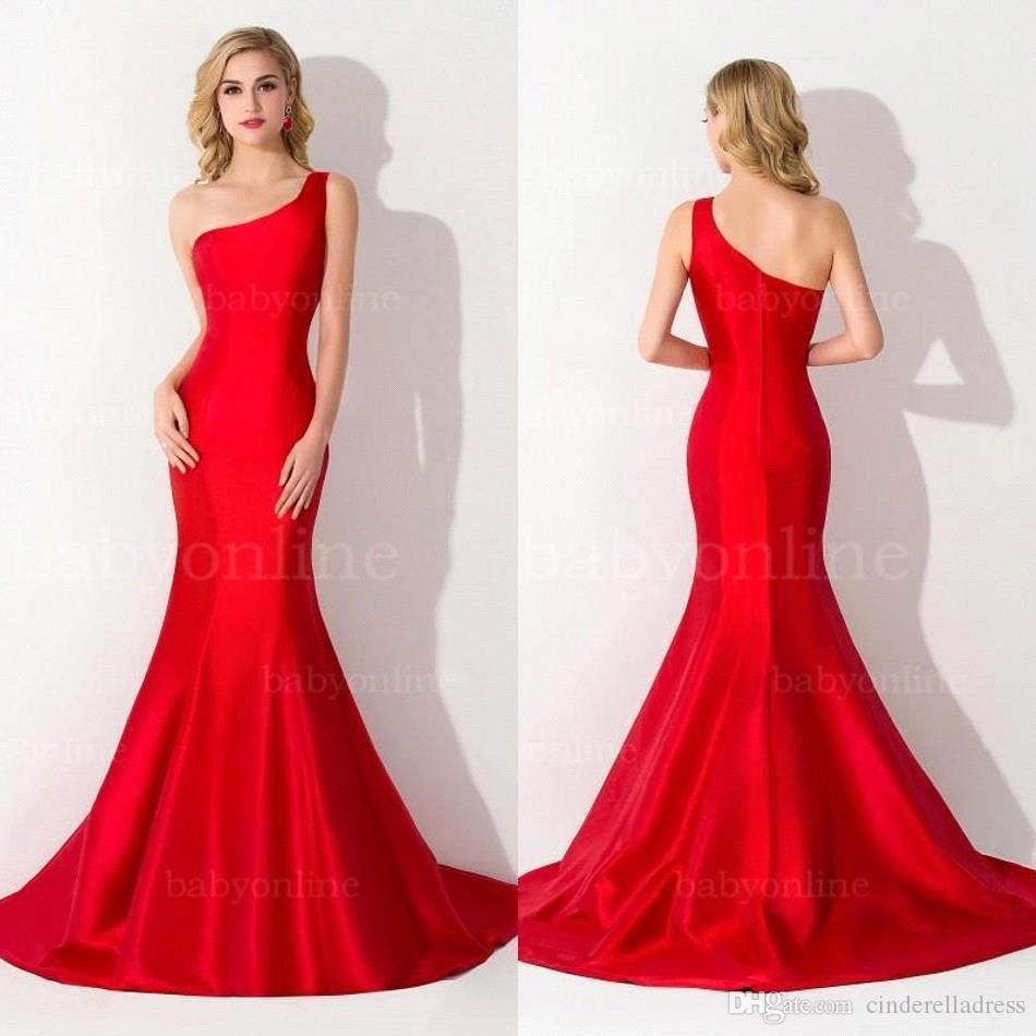 Cheap Prom Mermaid Dresses Under 160 18