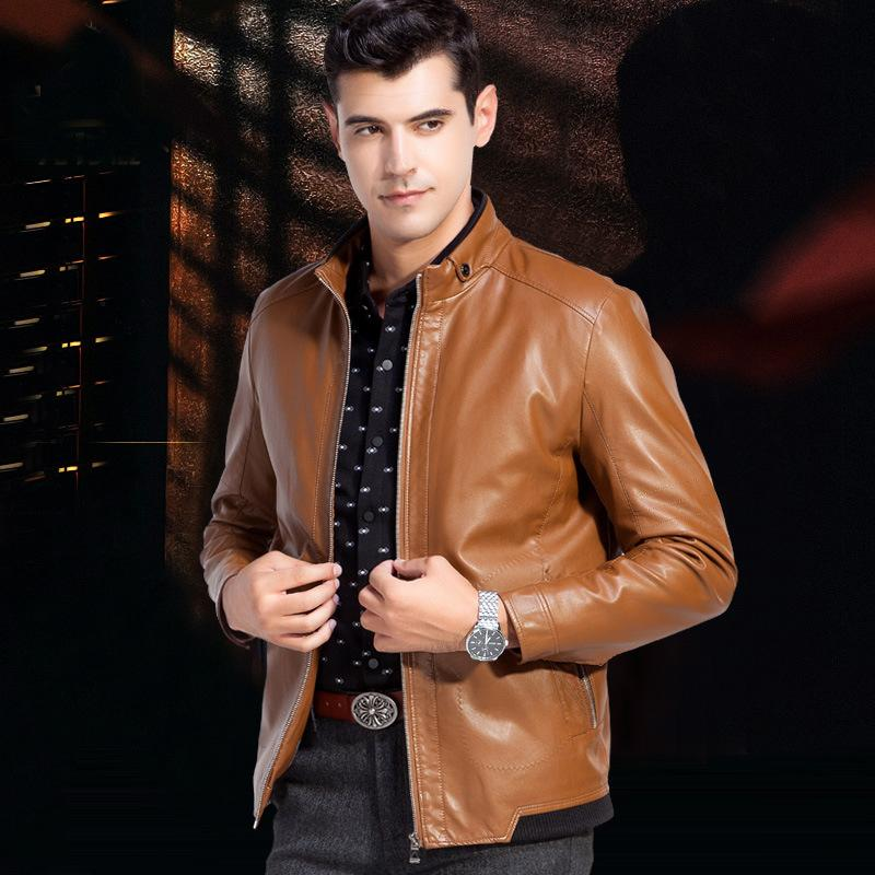 Leather Jacket Brands Men