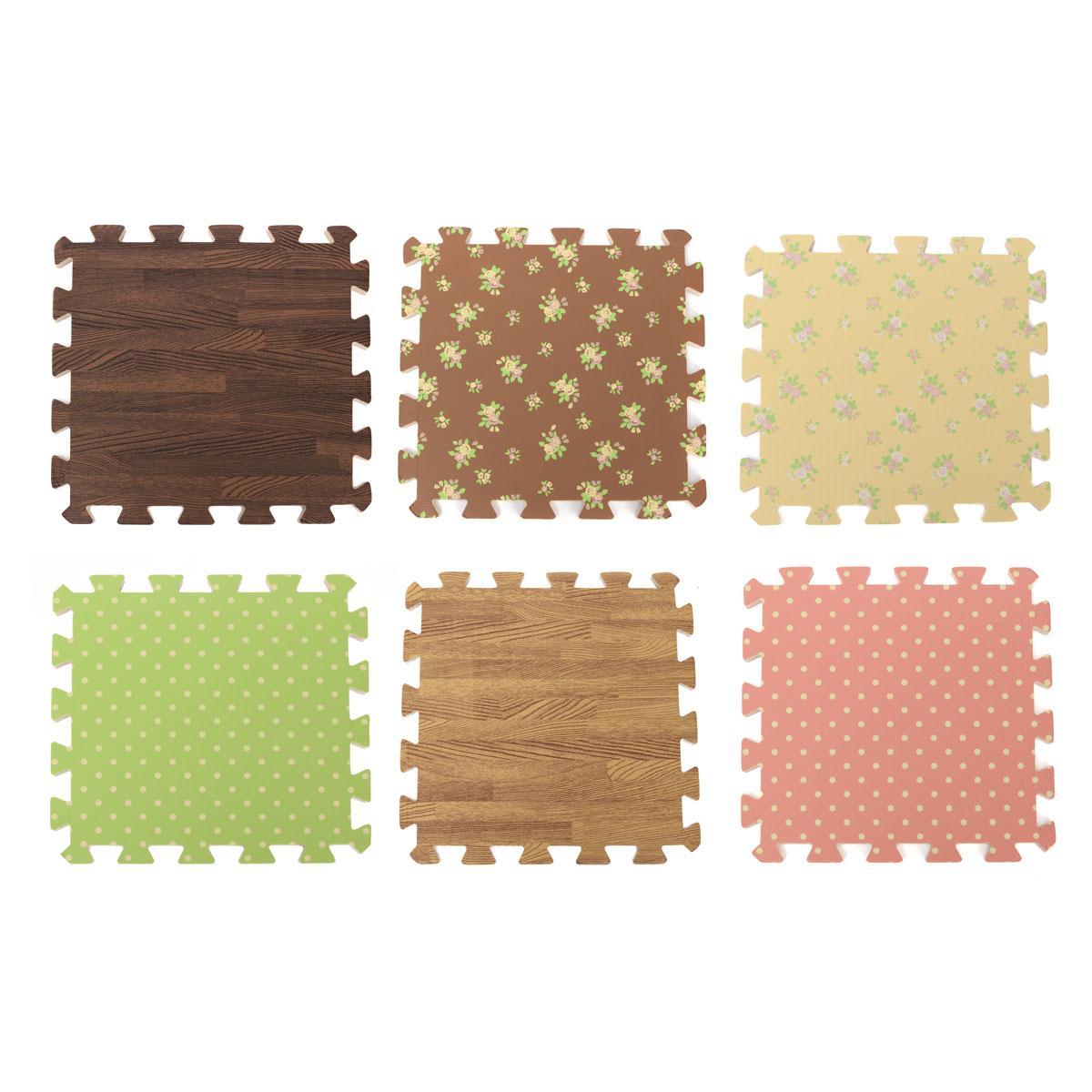 Floor mats for kids - 9pcs Bag Baby Play Mat Floor Puzzle Mats Kids Children Foam Carpet Mosaic Floor For