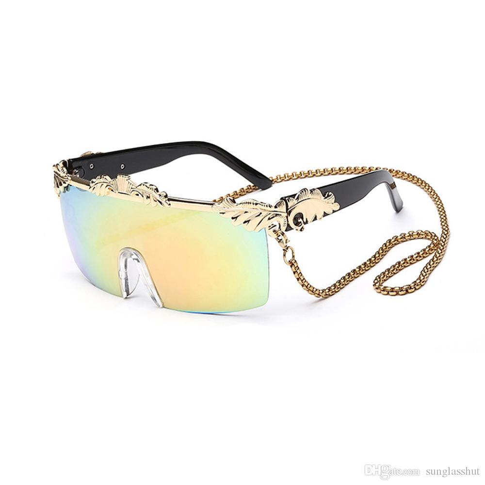 designer sunglasses women  2016 Brand New Designer Sunglasses For Women Vintage Retro Goggles ...
