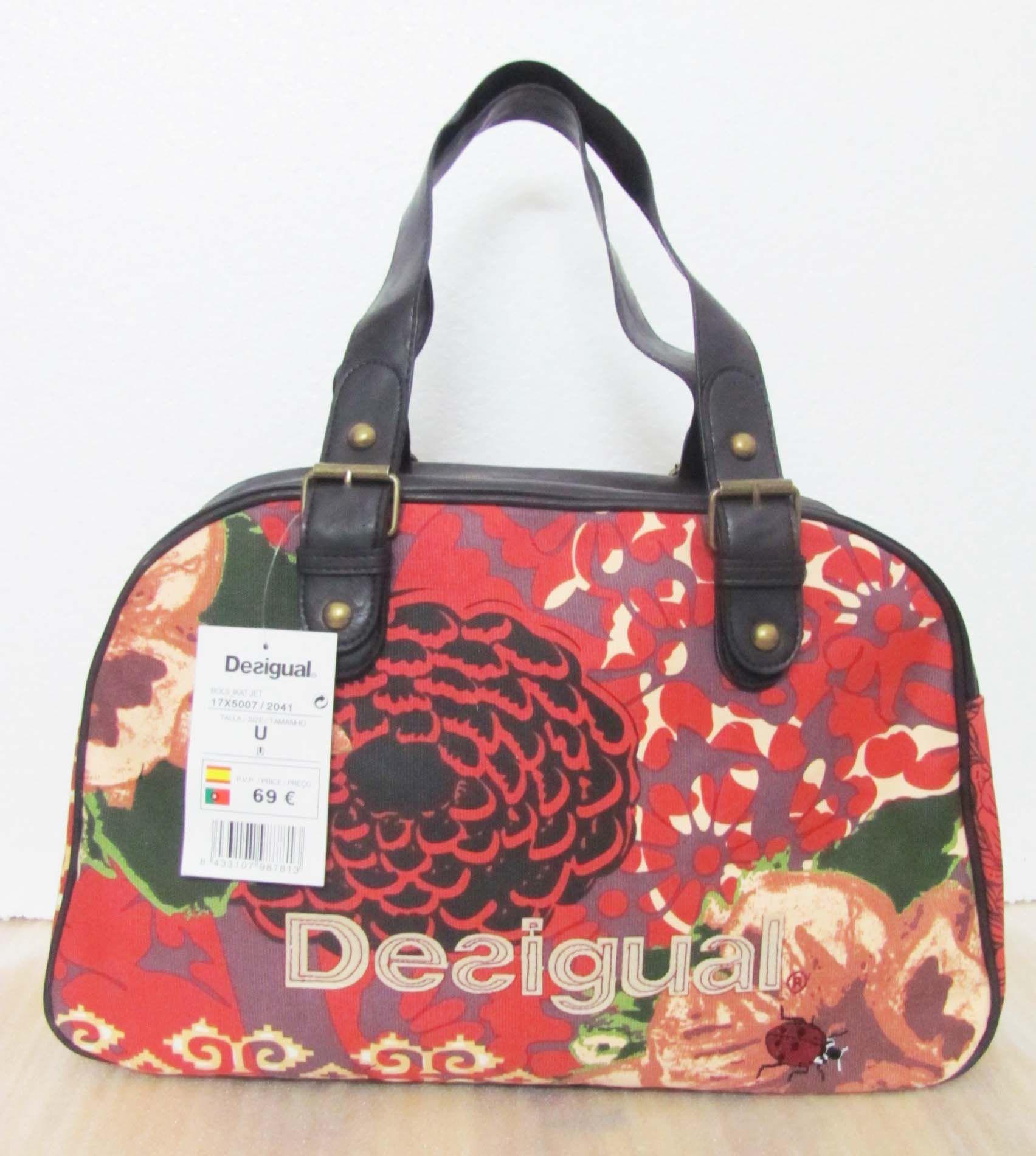 2015 New Desigual Womens Handbag Messenger Shoulder Bag 52