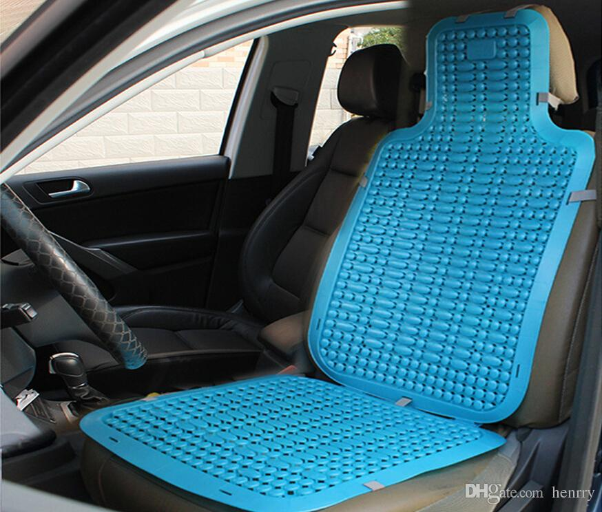 automotive summer cool mats car plastic breathable cushions universal mat summer essential. Black Bedroom Furniture Sets. Home Design Ideas