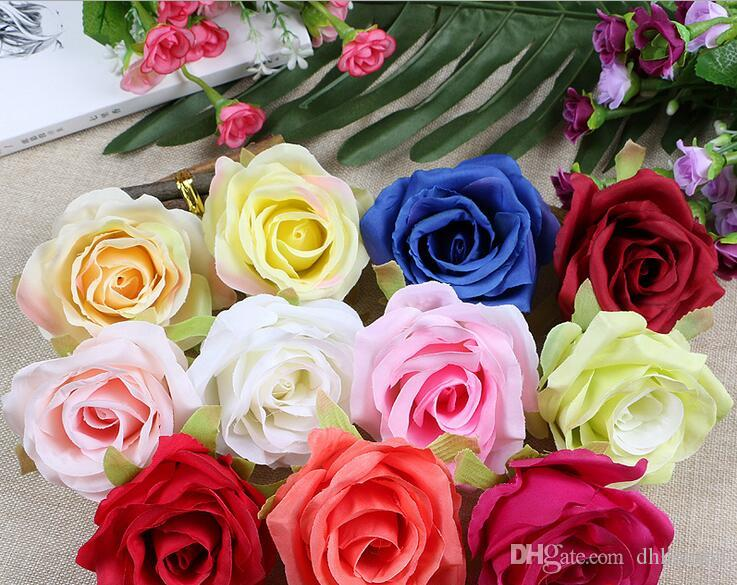 Artificial Wedding Bouquets Liverpool : Silk flowers wholesale rose heads artificial