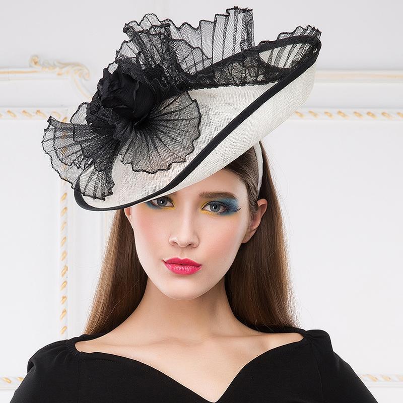 unique design occsion hats kate middleton hat new