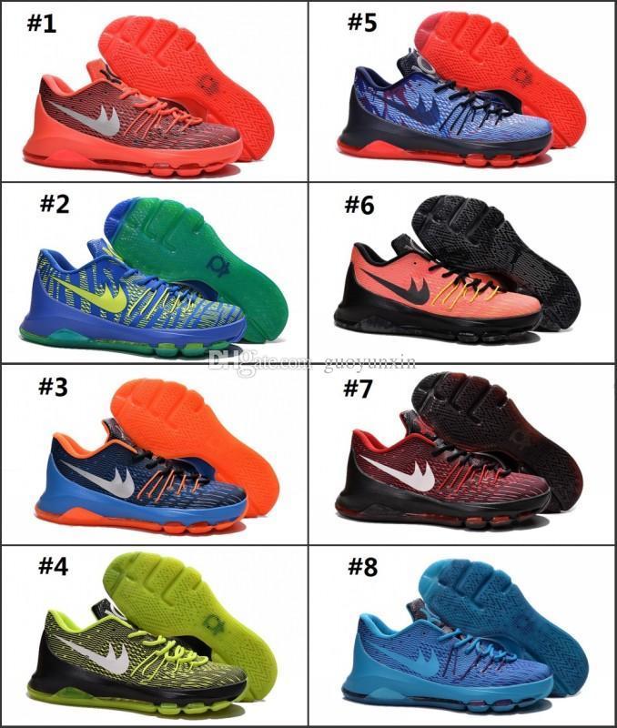 kd basketball shoes mens