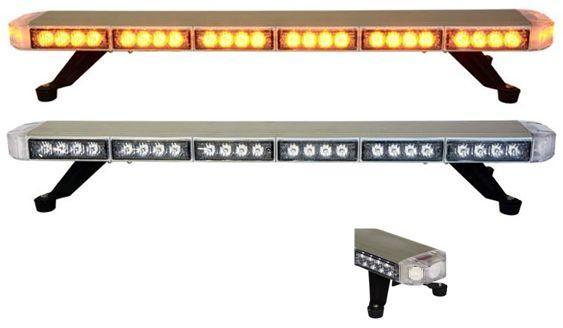 united safe low profile gen iii 1 watt led strobe lightbar. Black Bedroom Furniture Sets. Home Design Ideas