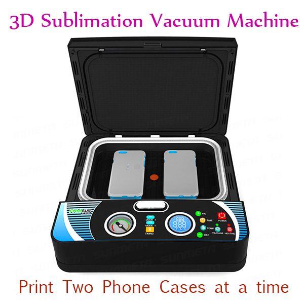 3d sublimation vacuum machine problems