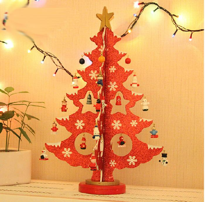 Table decor table indoor christmas decoration supplies diy for Indoor christmas decorations sale
