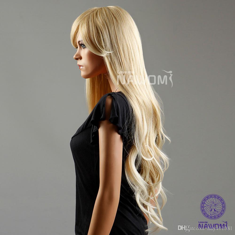 Фото блондинка с косой 3 фотография