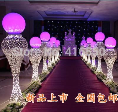 new wedding props road guide decorate wedding stage
