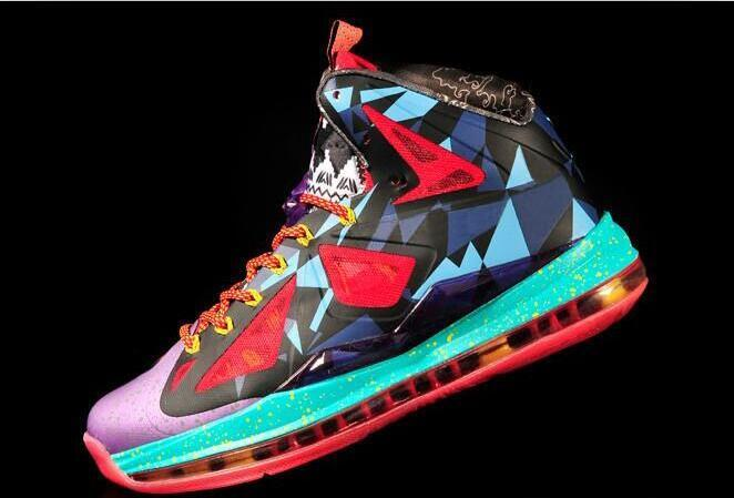 2016 lebron 10 mvp basketball shoes lb10 lb x original