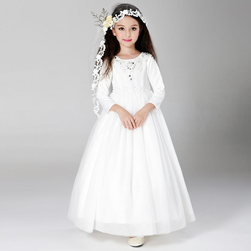 Flower Girl Dresses Winter Wedding 60