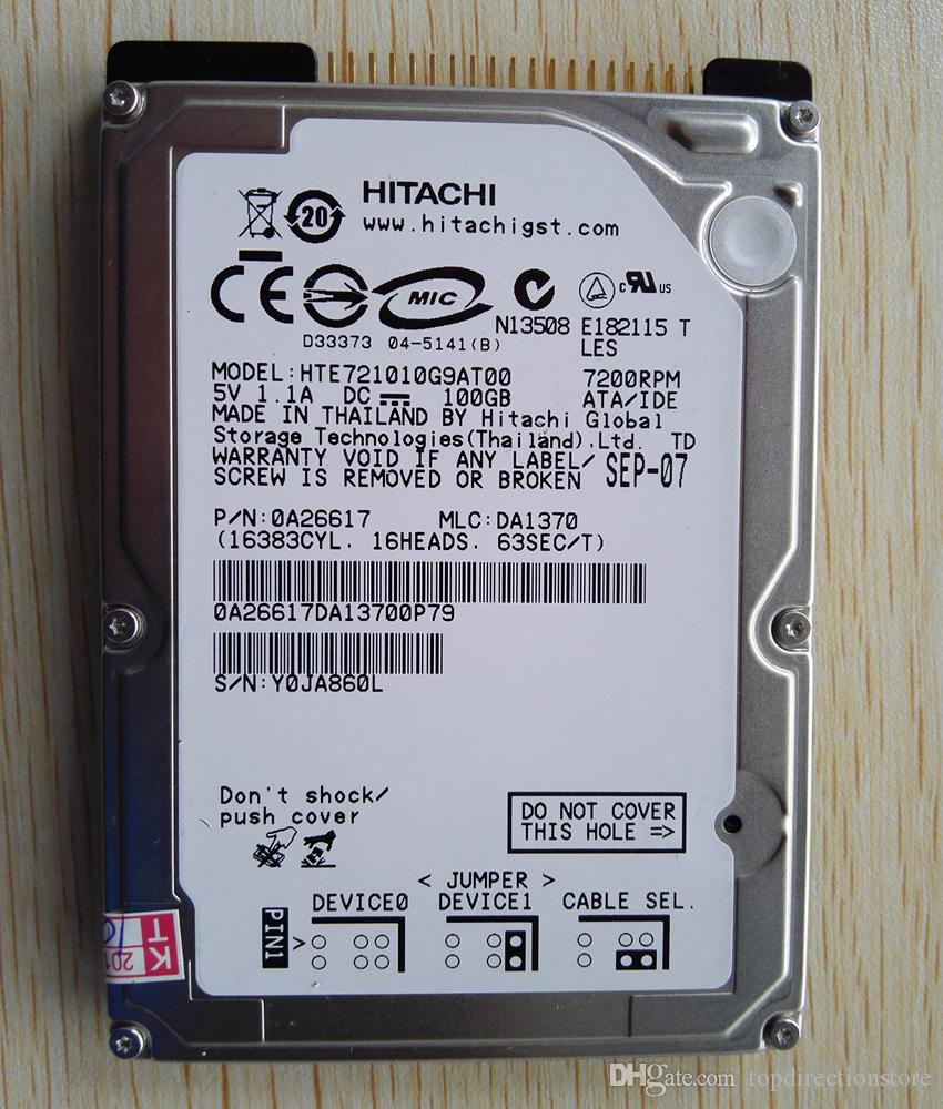 Online cheap new ide pata hdd hard disk drive 100gb Best online c ide