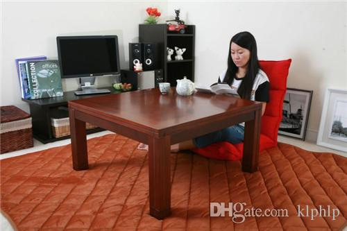 Heated Modern Wooden Center Coffee Table Wood From Klphlp