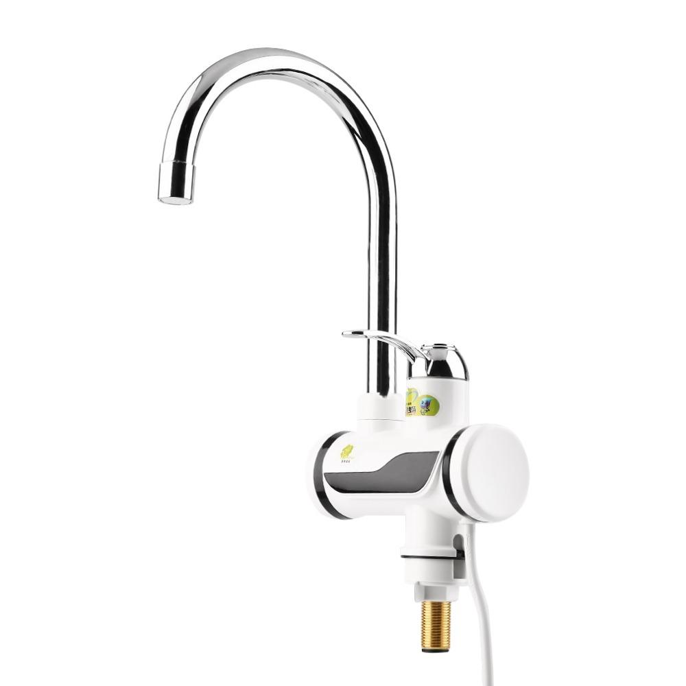 Best Brand Kitchen Faucets Best Quality Brand New Led Digital Display Instant Heating