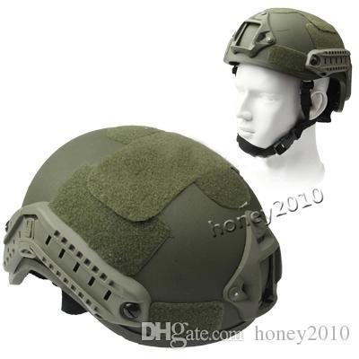 Helmet Side Rails Side Cover For Helmet 5pcs