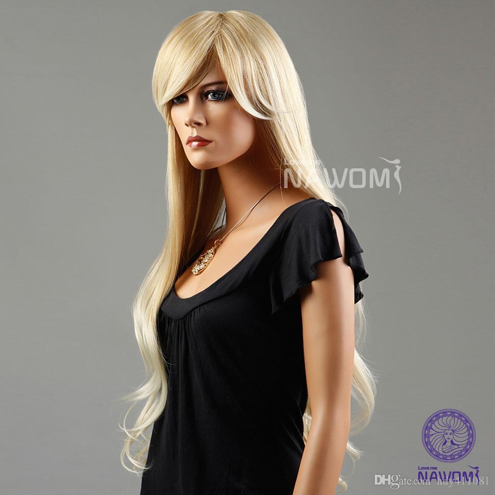Фото блондинка с косой 4 фотография