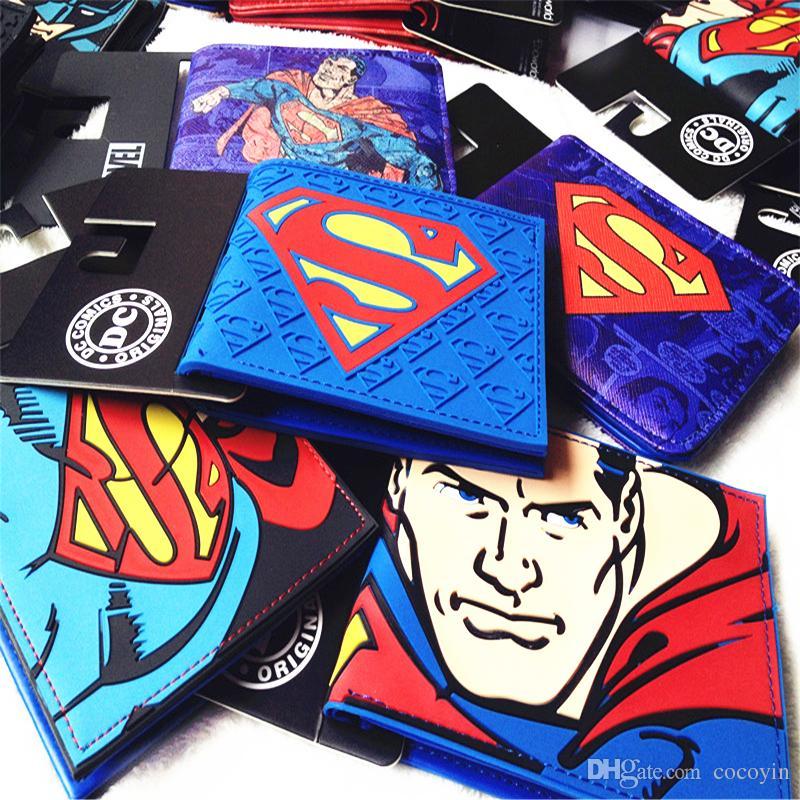 superhero purse avengers wallet iron manbatman captain americaspider mansuperman batman superman iron man