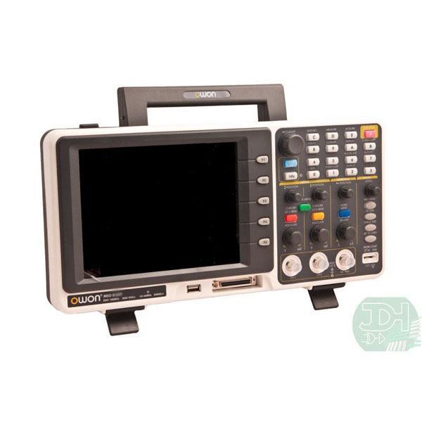 Owon Oscilloscope Display : Owon mso t digital oscilloscope mhz ch gs s