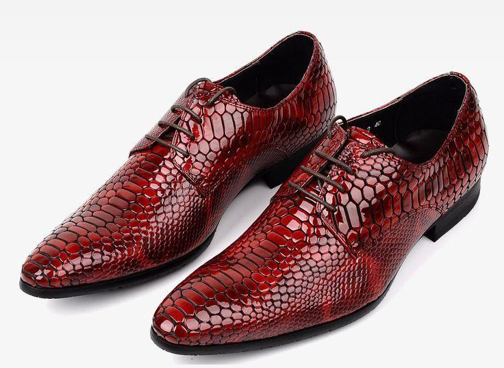 Snakeskin Italian Shoes Online