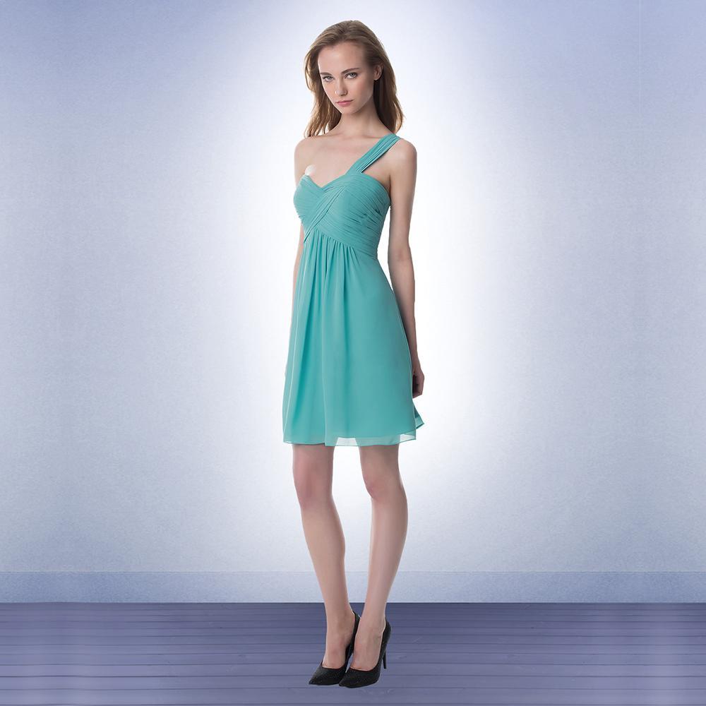 Attractive Blue Junior Bridesmaid Dresses Motif - All Wedding ...