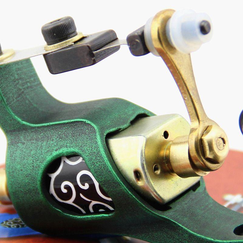 2015 hot tattoo machine upgrade steel rotary tattoo motor for How to make a home made tattoo machine