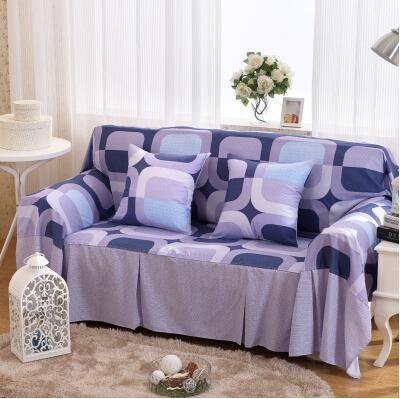 Anti-slip cloth art sofa cover full cover full shop is single and double, - Anti Slip Cloth Art Sofa Cover Full Cover Full Shop Is Single And