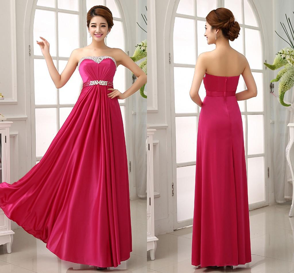 Cheap fuschia pink bridesmaid dresses best dress image cheap fuschia pink bridesmaid dresses ombrellifo Images