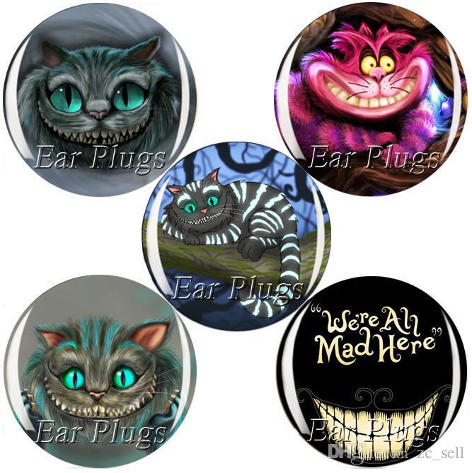 Expander Cheshire Cat