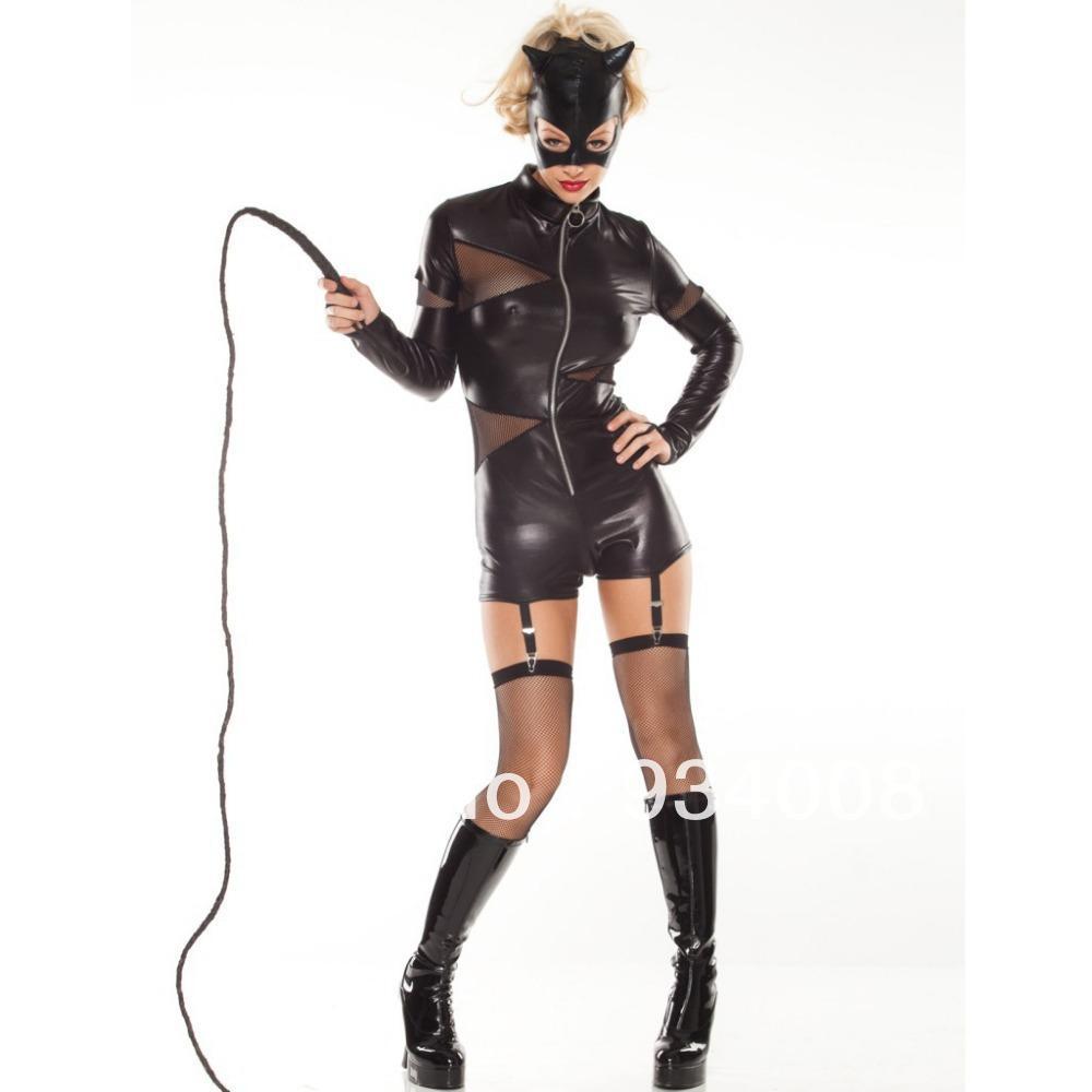 Sexy catwoman xxx clips