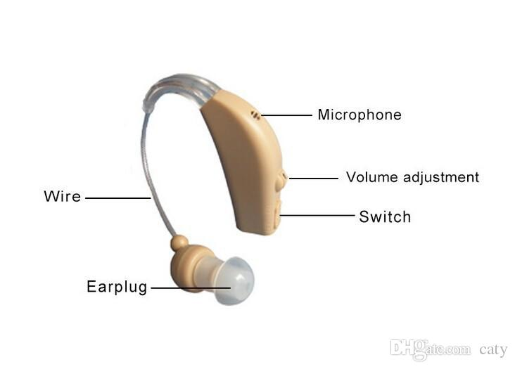 Hearing devices elderly