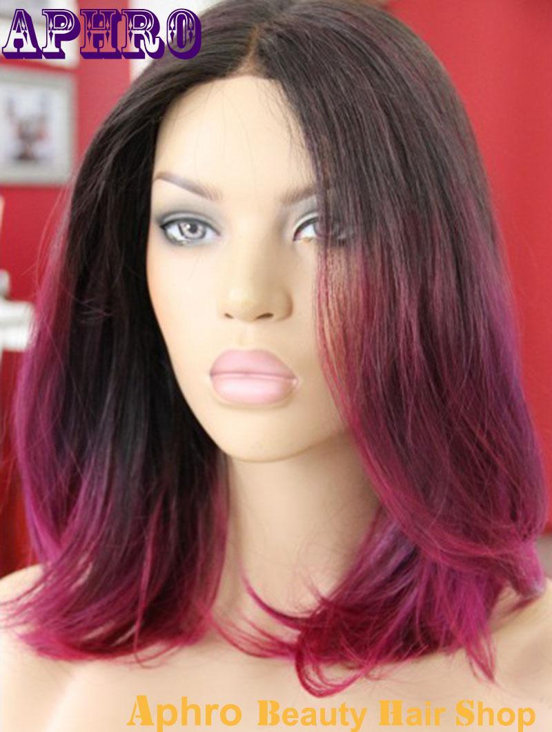 Home  Rainbow Hair Colour