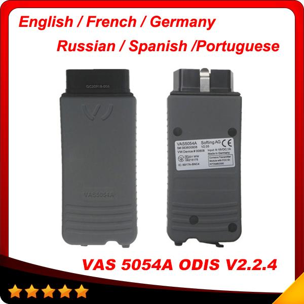 2016 Great Deal VAS 5054A 5054 outil de diagnostic ODIS v3.0.3 pour VW Audi sièg