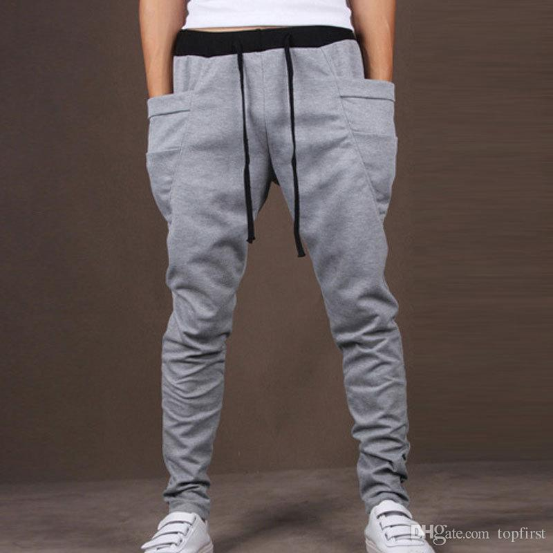 Discount Wide Leg Jogging Pants Men | 2017 Wide Leg Jogging Pants ...