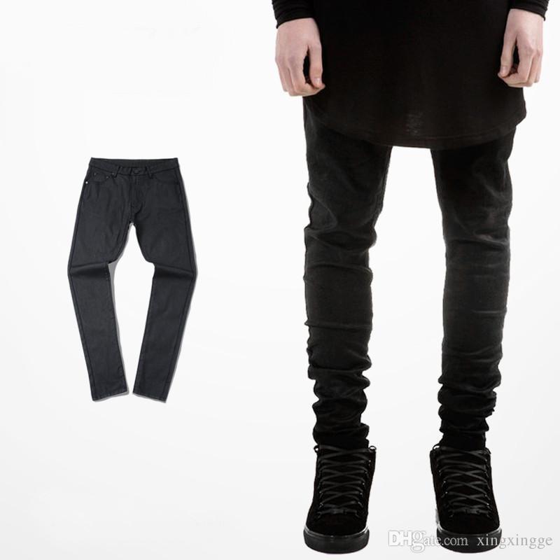 all black jeans men - Jean Yu Beauty