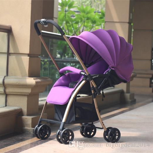 2017 Good Baby Strollers Brand New,Tiny World Baby Stroller ...