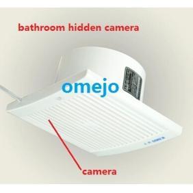 720p hd bathroom exhaust fan hidden camera dvr 32gb covert for Bathroom hidden camera photos
