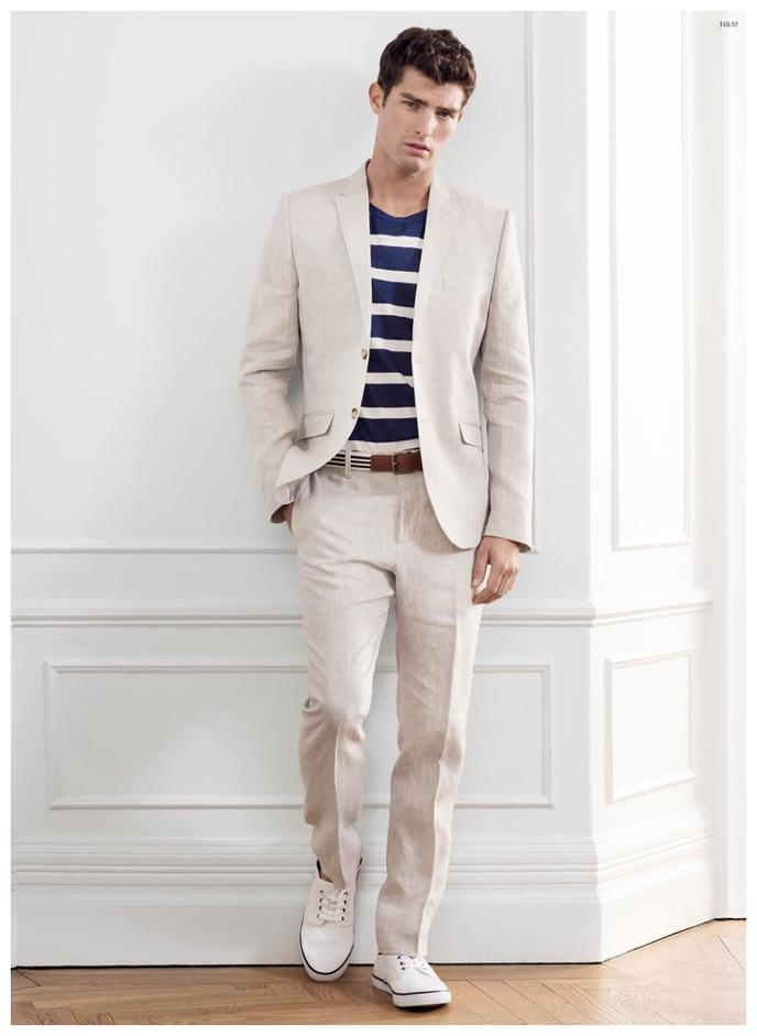 Cheap Casual Linen Wedding Suits For Men | Free Shipping Casual