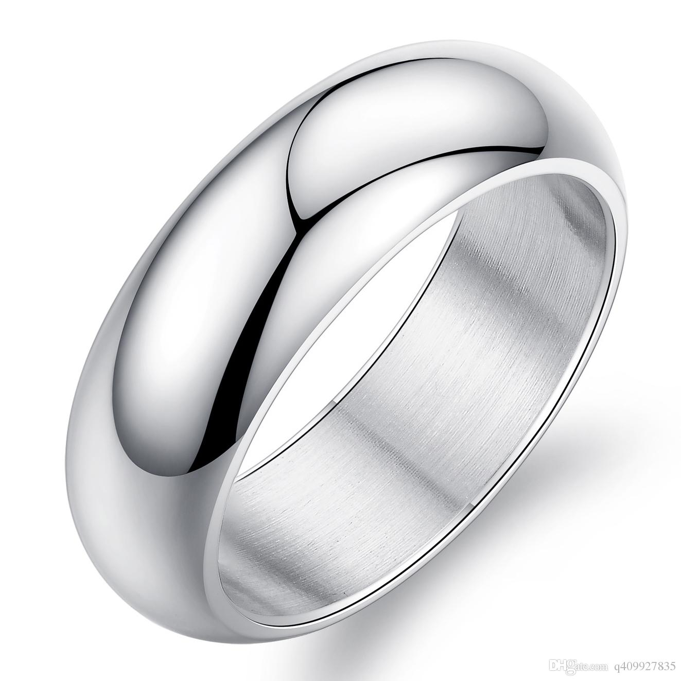 stainless steel wedding rings prices stainless steel wedding bands Stainless steel wedding rings prices