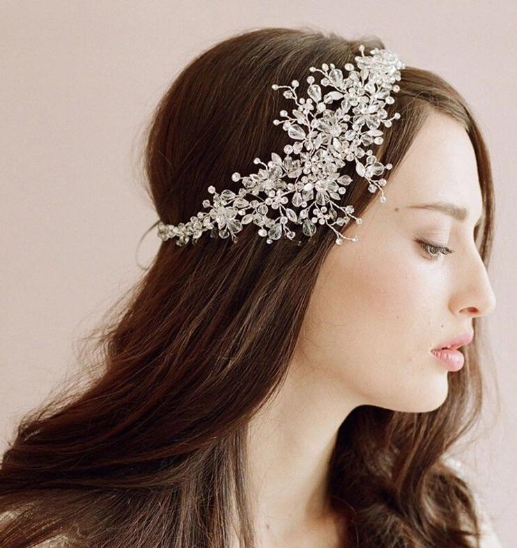 cheap bridal hair accessories discount telephone wire hair accessories